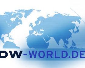 DW radio logo