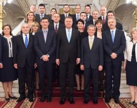 investitura guvern ciolos  cotroceni 1jpg