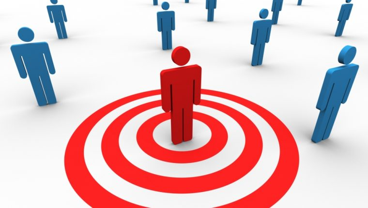 Concept of targeting people