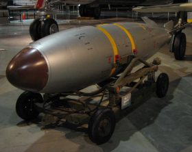 Mark_7_nuclear_bomb_at_USAF_Museum