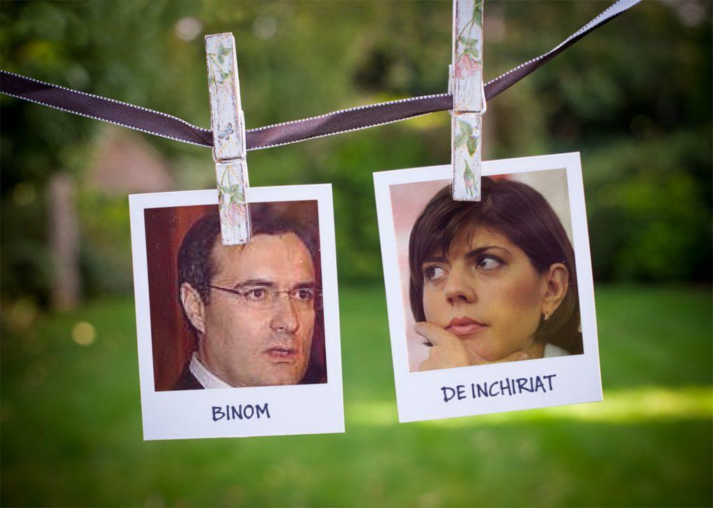 BINOM DE INCHIRIAT