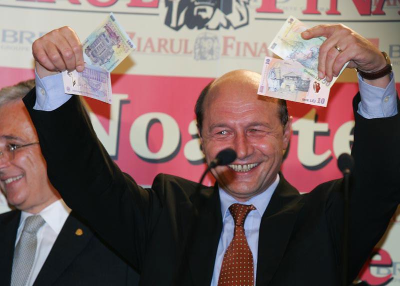 Basescu-bani