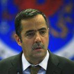 Deputatul Cezar Preda participa la intalnirea comisiei SIE cu conducerea institutiei, la sediul SIE din Bucuresti, marti, 14 octombrie 2008. BOGDAN MARAN / MEDIAFAX FOTO